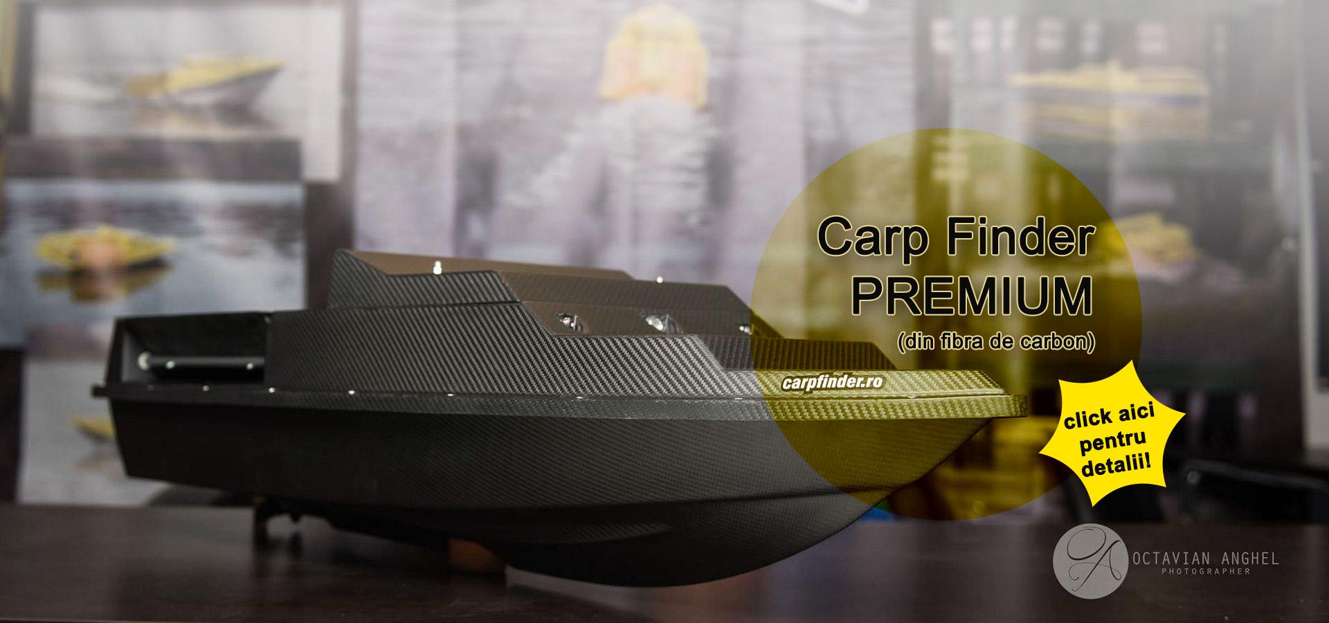 Carp Finder PREMIUM- Vaporas de nadit